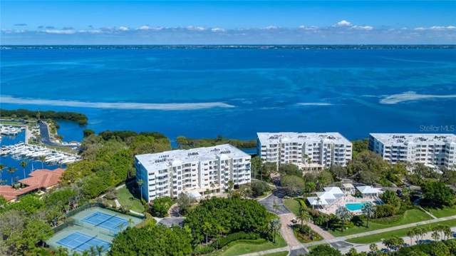 2550 Harbourside Drive #321, Longboat Key, FL 34228 (MLS #A4429409) :: Lockhart & Walseth Team, Realtors