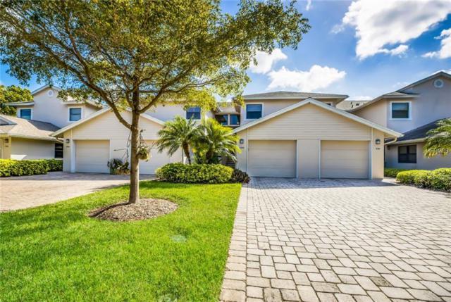 5359 Landings Boulevard #203, Sarasota, FL 34231 (MLS #A4430493) :: McConnell and Associates