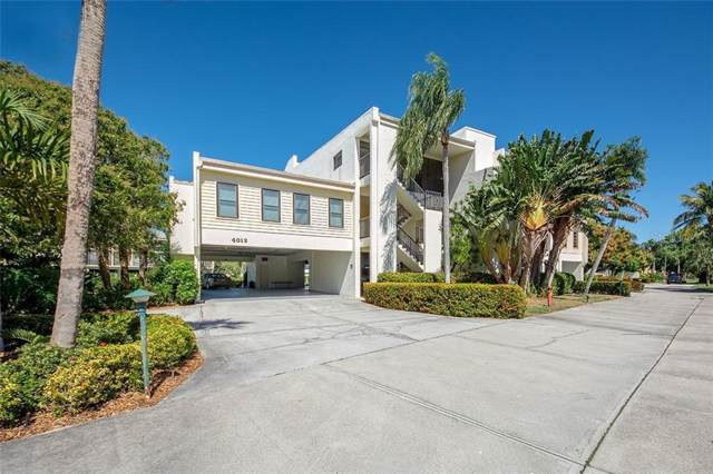 4012 128TH Street W #805, Cortez, FL 34215 (MLS #A4430649) :: The Comerford Group