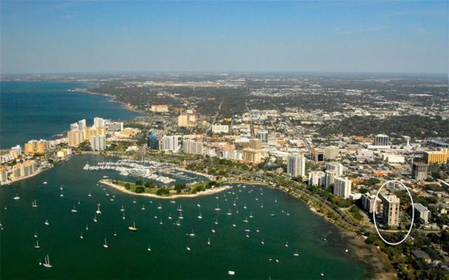 770 S Palm Avenue #1002, Sarasota, FL 34236 (MLS #A4430789) :: Zarghami Group
