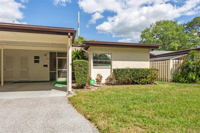 6149 Green View Drive #133, Sarasota, FL 34231 (MLS #A4431200) :: Lovitch Realty Group, LLC