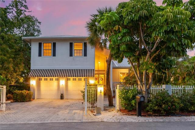 221 Garden Lane, Sarasota, FL 34242 (MLS #A4431836) :: Rabell Realty Group
