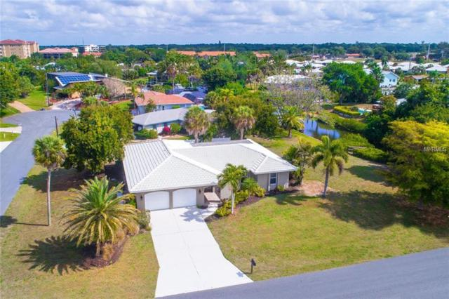 206 Sorrento Drive, Osprey, FL 34229 (MLS #A4433091) :: The Comerford Group