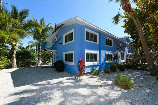 3801 Gulf Drive, Holmes Beach, FL 34217 (MLS #A4434281) :: Ideal Florida Real Estate