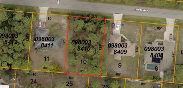 Lubec Avenue, North Port, FL 34287 (MLS #A4434434) :: Medway Realty