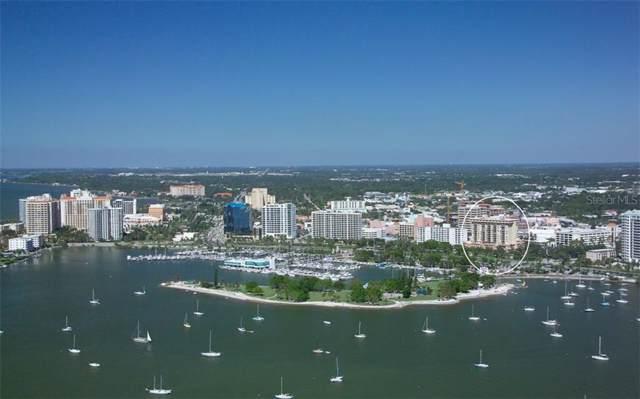 101 S Gulfstream Avenue 6D, Sarasota, FL 34236 (MLS #A4434802) :: 54 Realty