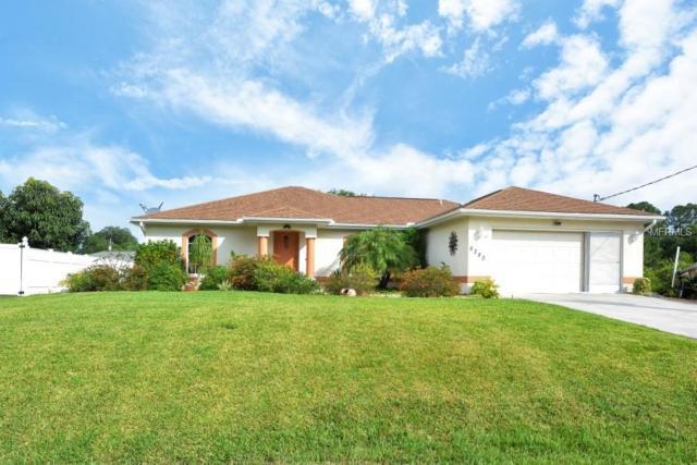 6280 Fronda Avenue, North Port, FL 34291 (MLS #A4435106) :: The Duncan Duo Team