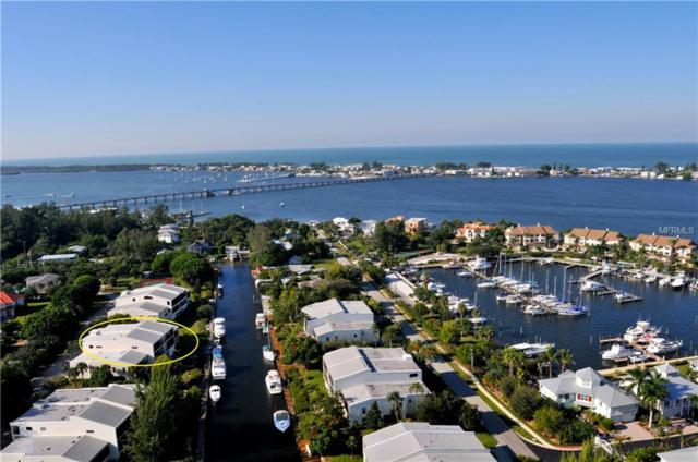 4104 128TH Street W #702, Cortez, FL 34215 (MLS #A4435689) :: The Comerford Group