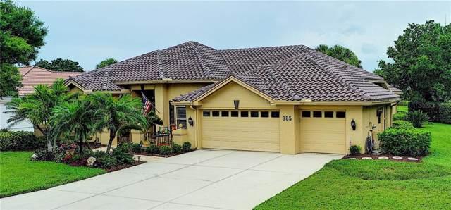 335 Venice Golf Club Drive, Venice, FL 34292 (MLS #A4435900) :: Delgado Home Team at Keller Williams