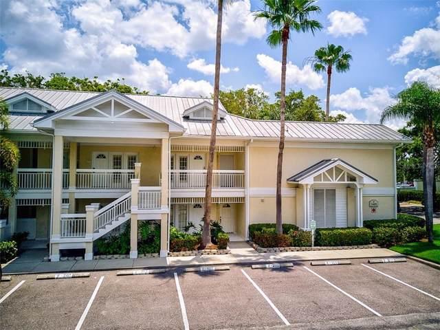 3401 54TH Drive W F201, Bradenton, FL 34210 (MLS #A4436029) :: The Paxton Group