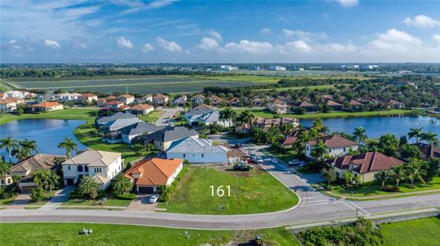 5805 Inspiration Terrace, Lot 161, Bradenton, FL 34210 (MLS #A4437251) :: CENTURY 21 OneBlue