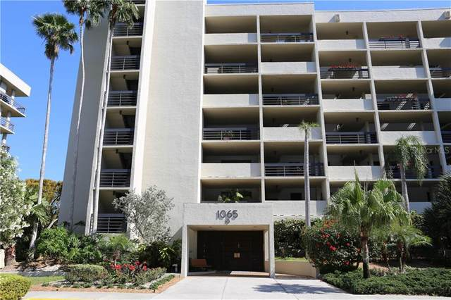 1065 Gulf Of Mexico Drive #205, Longboat Key, FL 34228 (MLS #A4437531) :: Baird Realty Group
