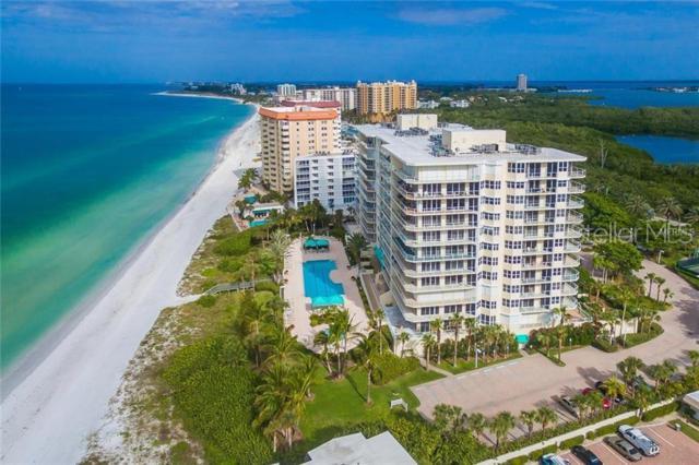 1800 Benjamin Franklin Drive A505, Sarasota, FL 34236 (MLS #A4437835) :: Remax Alliance