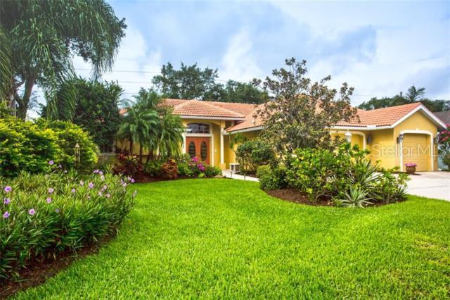 5574 Magnolia Blossom Lane, Sarasota, FL 34233 (MLS #A4438923) :: GO Realty