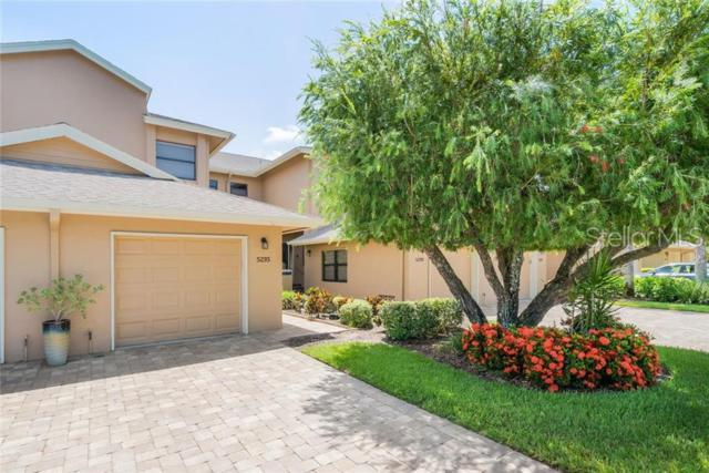 5239 Heron Way #102, Sarasota, FL 34231 (MLS #A4438955) :: McConnell and Associates