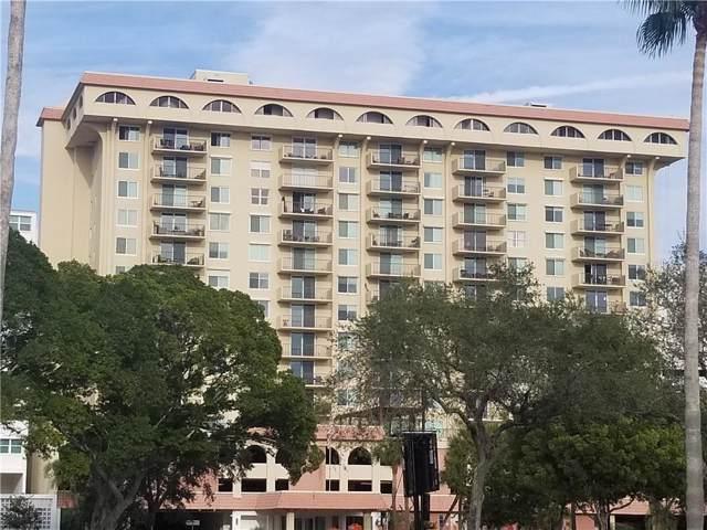 101 S Gulfstream Avenue 14B, Sarasota, FL 34236 (MLS #A4439820) :: 54 Realty