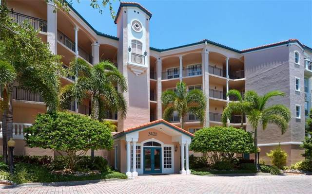 5420 Eagles Point Circle #402, Sarasota, FL 34231 (MLS #A4440385) :: McConnell and Associates