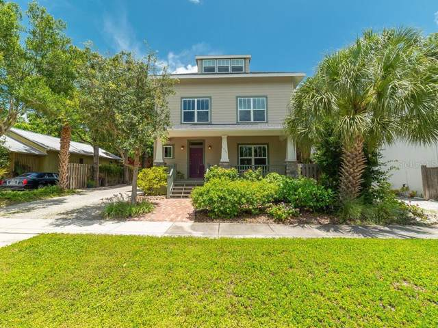 1717 Oak Street, Sarasota, FL 34236 (MLS #A4440530) :: McConnell and Associates