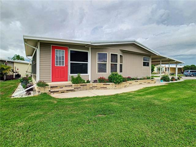236 Castle Drive, Nokomis, FL 34275 (MLS #A4441832) :: Burwell Real Estate
