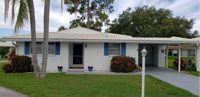 654 Circlewood Drive T-8, Venice, FL 34293 (MLS #A4442092) :: Delgado Home Team at Keller Williams