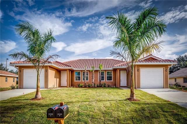 3954 San Rocco Drive #111, Punta Gorda, FL 33950 (MLS #A4442227) :: Team Bohannon Keller Williams, Tampa Properties