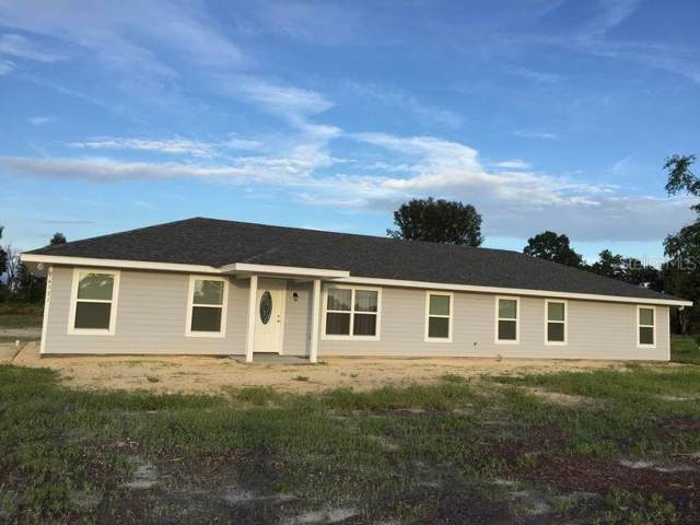 14571 NW 10TH Avenue, Chiefland, FL 32626 (MLS #A4442415) :: Cartwright Realty