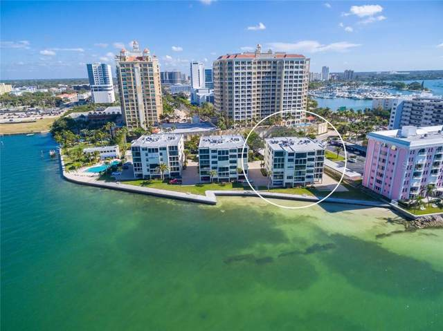 97 Sunset Drive #301, Sarasota, FL 34236 (MLS #A4443819) :: McConnell and Associates