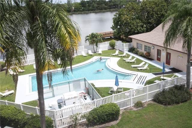 3961 Lake Bayshore Drive F413, Bradenton, FL 34205 (MLS #A4443910) :: Team Borham at Keller Williams Realty