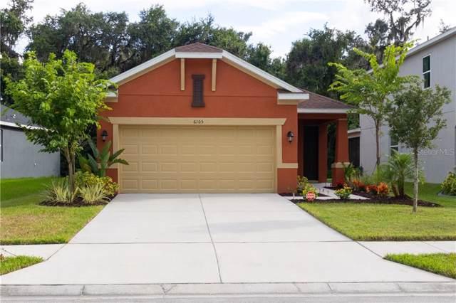 6105 Oak Mill Terrace, Palmetto, FL 34221 (MLS #A4444329) :: The Brenda Wade Team