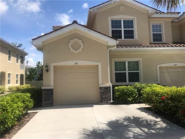 8110 Enclave Way #101, Sarasota, FL 34243 (MLS #A4444618) :: Team 54