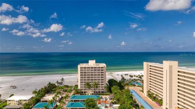 5966 Midnight Pass Road G-101, Sarasota, FL 34242 (MLS #A4445153) :: Armel Real Estate