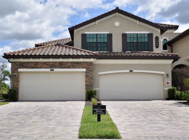 5809 Wake Forest Run #102, Lakewood Ranch, FL 34211 (MLS #A4448627) :: Florida Real Estate Sellers at Keller Williams Realty