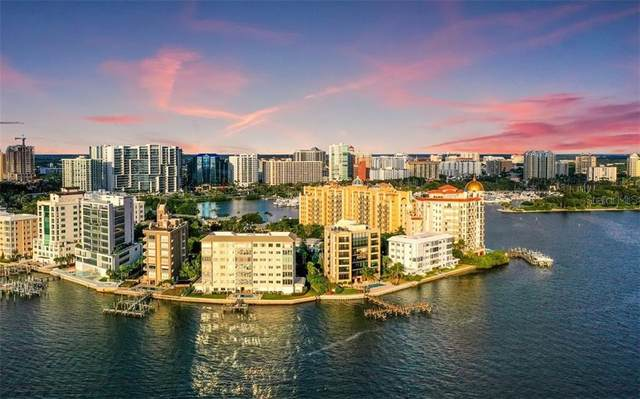 350 Golden Gate Point #23, Sarasota, FL 34236 (MLS #A4449363) :: The Light Team