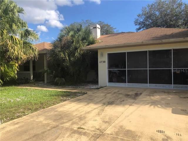 1730 Yakutat Road, North Port, FL 34287 (MLS #A4449762) :: Team Bohannon Keller Williams, Tampa Properties