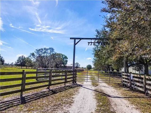 33720 Singletary Road, Myakka City, FL 34251 (MLS #A4450542) :: The Light Team