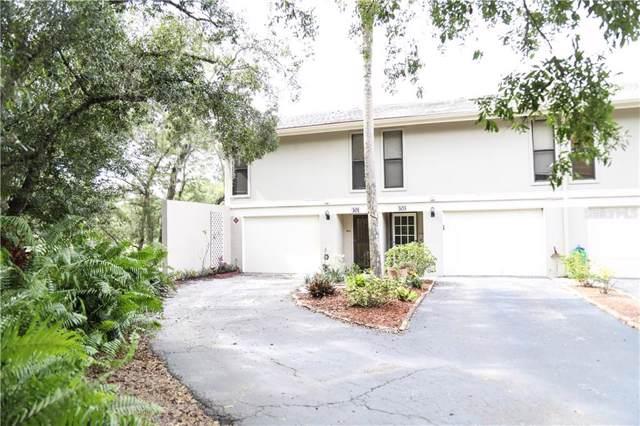 301 Bobby Jones Road #301, Sarasota, FL 34232 (MLS #A4450649) :: The Duncan Duo Team