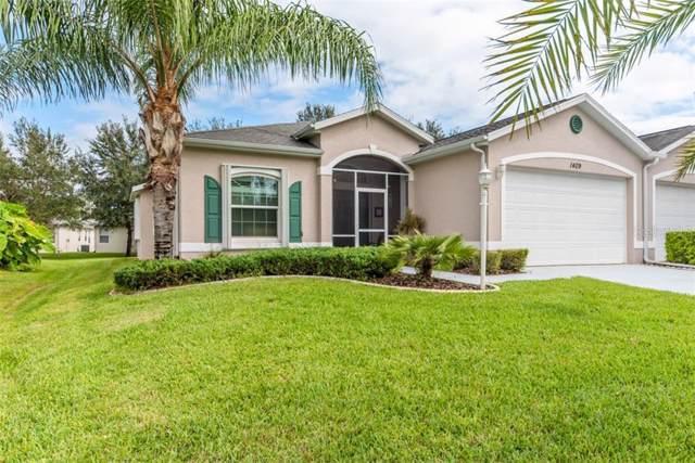 1409 Hedgewood Circle, North Port, FL 34288 (MLS #A4451147) :: Team Bohannon Keller Williams, Tampa Properties