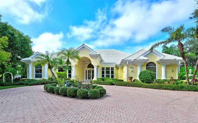 280 Saratoga Court, Osprey, FL 34229 (MLS #A4451164) :: McConnell and Associates