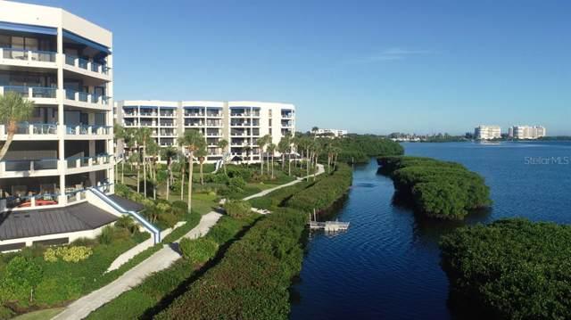2110 Harbourside Drive #533, Longboat Key, FL 34228 (MLS #A4451527) :: Sarasota Home Specialists