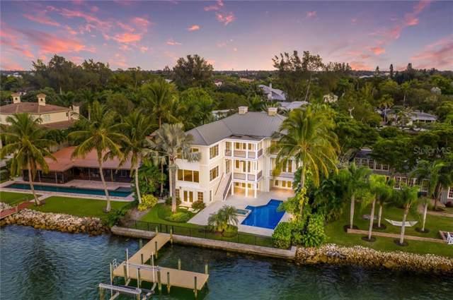 3536 Bayou Louise Lane, Sarasota, FL 34242 (MLS #A4451808) :: Rabell Realty Group