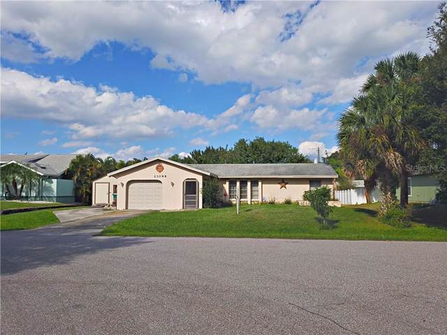 23098 Troy Ave, Port Charlotte, FL 33980 (MLS #A4451891) :: Medway Realty