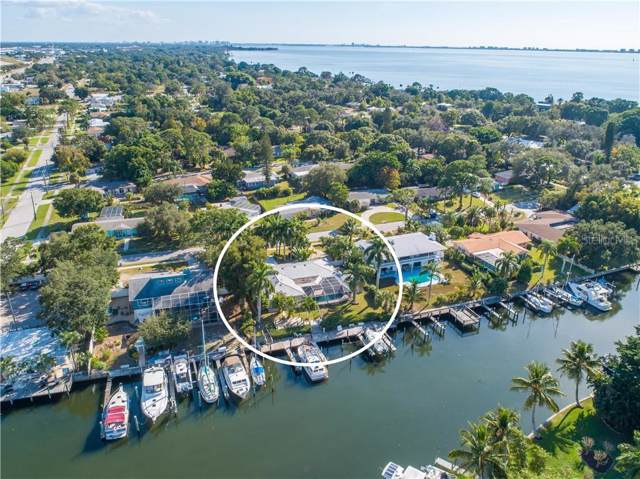 141 Holly Avenue, Sarasota, FL 34243 (MLS #A4452231) :: The Duncan Duo Team