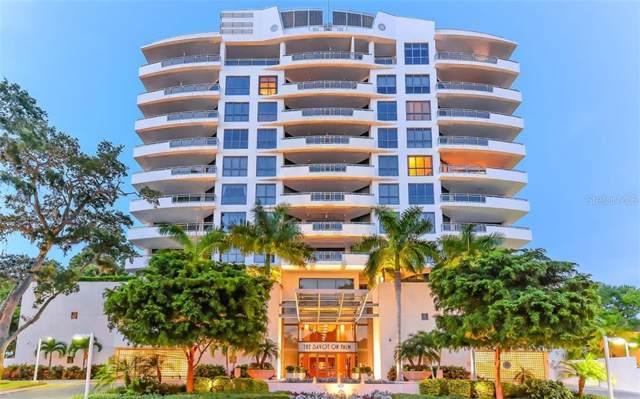 401 S Palm Avenue #603, Sarasota, FL 34236 (MLS #A4452262) :: 54 Realty