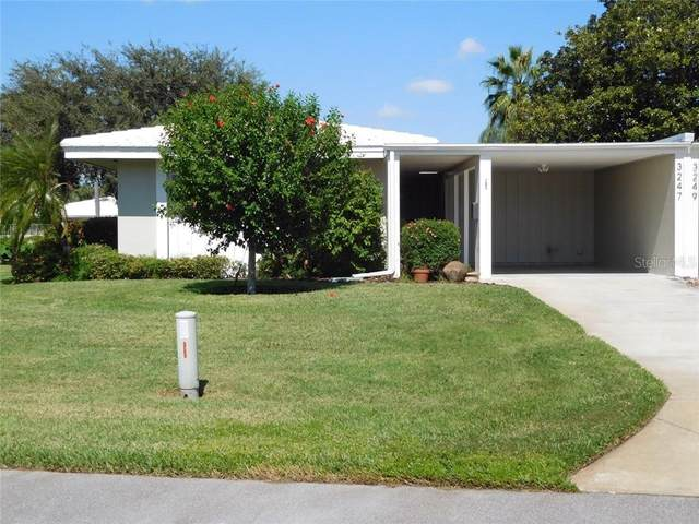 3247 Gifford Lane #411, Sarasota, FL 34239 (MLS #A4452976) :: The Light Team