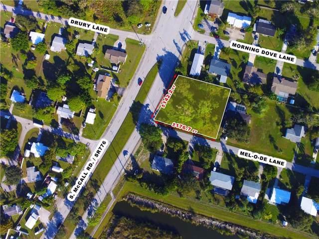 2171 S Mccall Road, Englewood, FL 34224 (MLS #A4453078) :: The BRC Group, LLC
