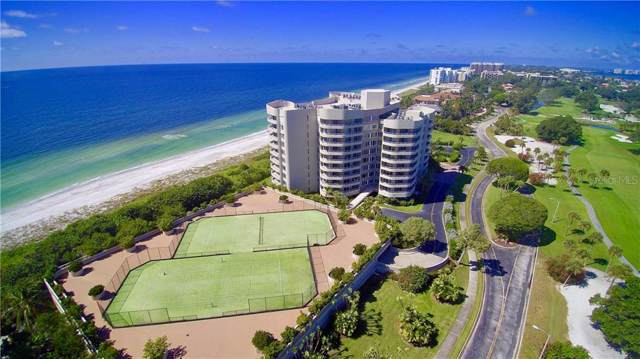 775 Longboat Club Road #707, Longboat Key, FL 34228 (MLS #A4453571) :: The Duncan Duo Team