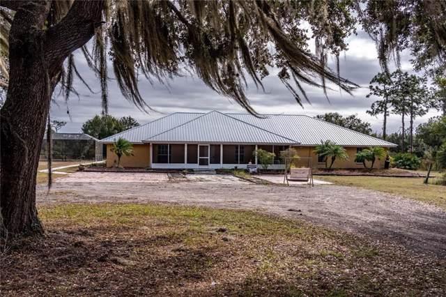 1822 SE Cross Avenue, Arcadia, FL 34266 (MLS #A4454290) :: Delta Realty Int
