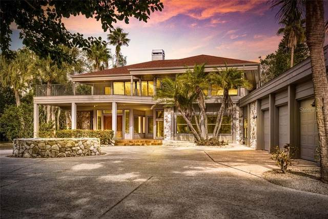7611 Sanderling Road, Sarasota, FL 34242 (MLS #A4454402) :: Pepine Realty