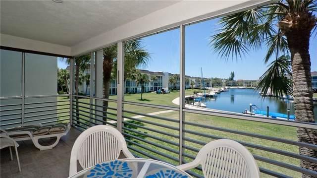 4340 Falmouth Drive D204, Longboat Key, FL 34228 (MLS #A4455622) :: 54 Realty