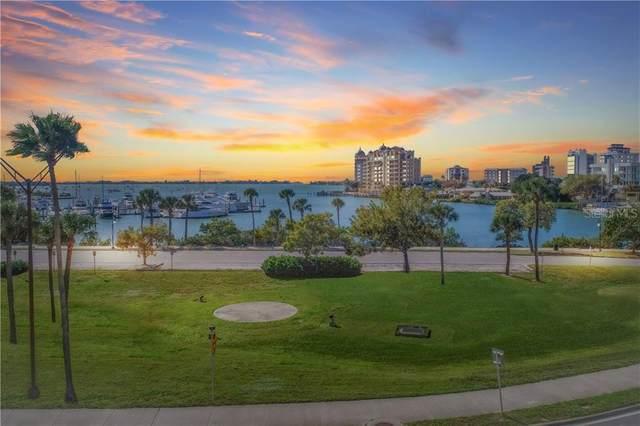 1155 N Gulfstream Avenue #0208, Sarasota, FL 34236 (MLS #A4455794) :: Burwell Real Estate